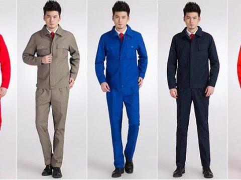 Quần áo bảo hộ lao động- sản xuất đồng phục giá rẻ.