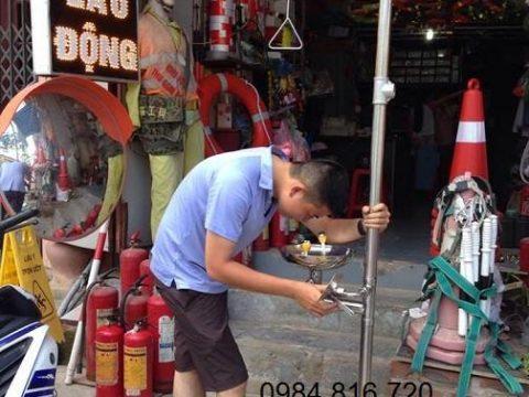 Cung cấp bồn rửa mắt khẩn cấp tại Hà Nội