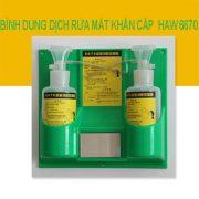 Chai Dung dịch rửa mắt khẩn cấp Haws 6670