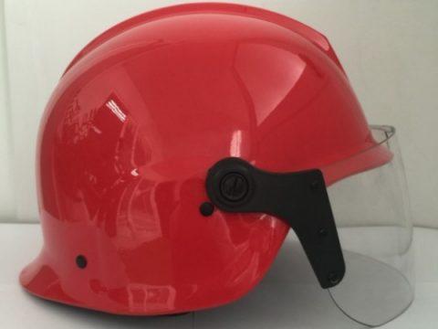 mũ chống cháy theo quy định 48