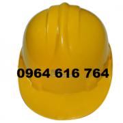 Mũ công nhân Nhật Quang Màu vàng Loại 1