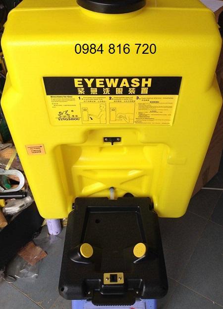 Bồn rửa mắt khẩn cấp di động XC7501