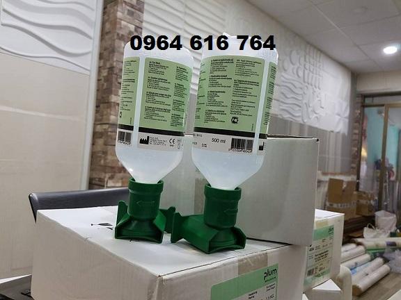 Chai dung dịch rửa mắt khẩn cấp Plum 4694