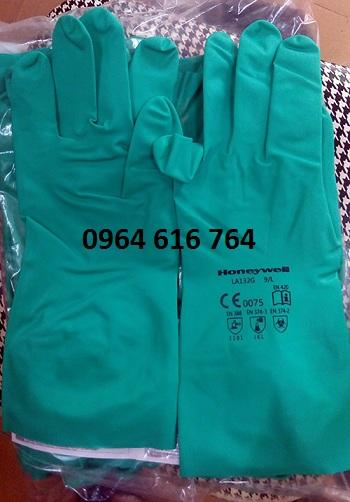 Găng tay chống hóa chất Honeywell