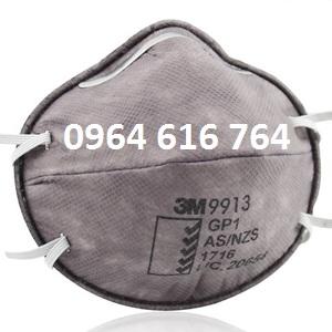 Khẩu trang bảo hộ chống bụi 3M 9913