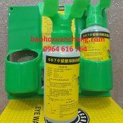 Chai Dung dịch rửa mắt khẩn cấp HAWS6670-XC