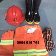 Quần áo chữa cháy Thông Tư 56