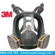 Mặt nạ chống độc 3M 6800
