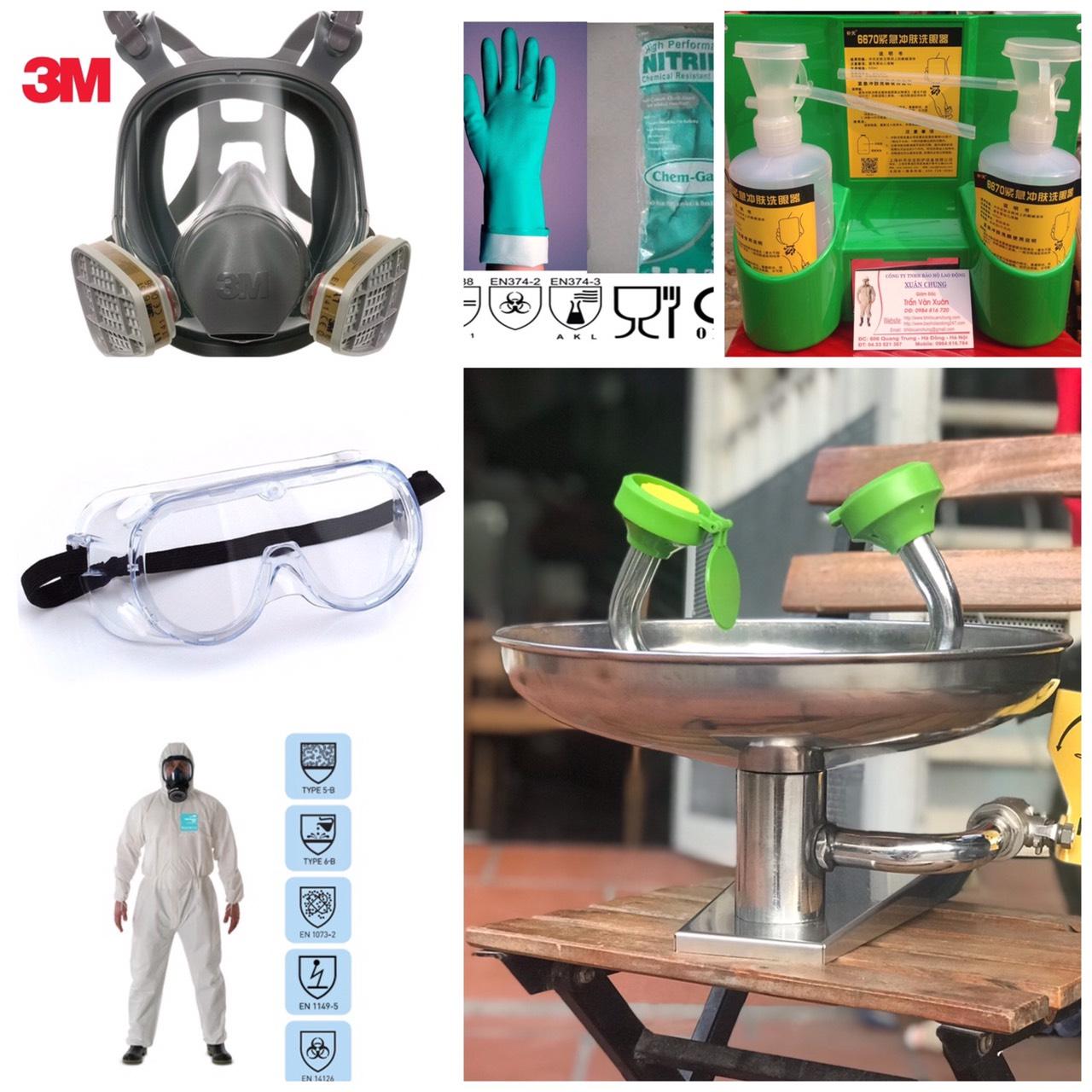 thiết bị chống hóa chất