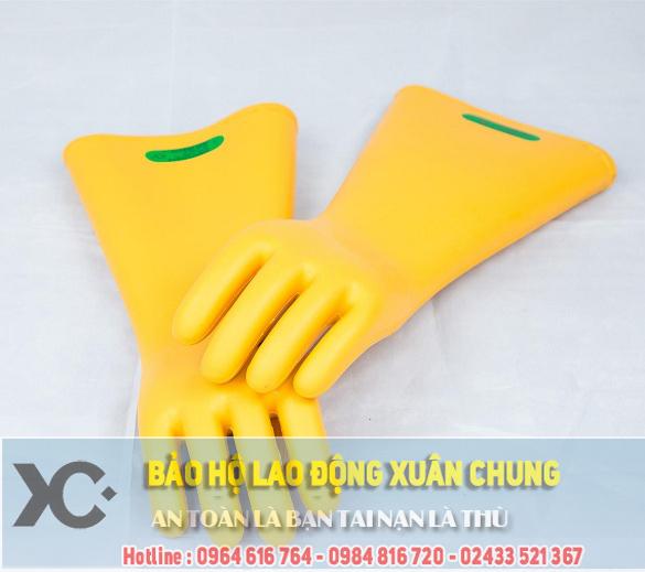 Găng tay cách điện 35kv (2)