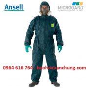 【 Microchem 4000 】Quần áo chống hóa chất