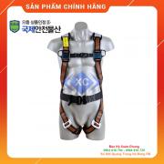 Dây toàn thân + chống sốc 2 móc Kukje Hàn Quốc – (Móc Nhôm + Đai Bụng)